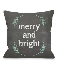 holiday, green merri, bright, chalkboard, gray, zulili today, pillows, christma, canvases