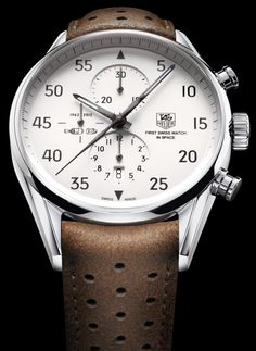 Tag Heuer Carrera Space X Watch