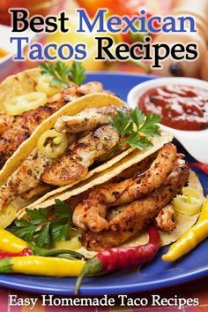 Best Mexican Tacos Recipes - Easy Homemade Taco Recipes by Cooking Penguin, http://www.amazon.com/dp/B008I8EZ16/ref=cm_sw_r_pi_dp_nUMvqb1KX634J