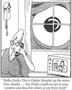 How I miss The Far Side....