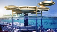 Underwater hotel? Sign me up!
