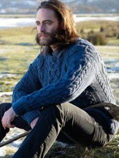 "model from the rowan yarns ""dalesmen"" catalog: http://www.knitrowan.com/designs-and-patterns/brochures/dalesmen"