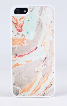 Marbled Iphone Case