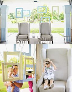 {Dapper Style} Little Man First Birthday