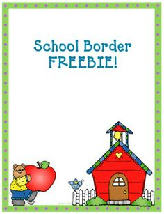 This delightful DJ School Border is a FREEBIE for everyone to enjoy during Teacher Appreciation Week! Whether you are an appreciated teacher, or a teacher appreciator, don't forget to pick up this freebie before it's gone! Ends 5/7/14...