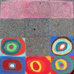Middle School category — Square 96: 'Color' by Lauren Darby, Makayla Howze, and Jordan Hunnicutt.