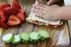 Healthy Toddler Meals from Cooking with Toddlers