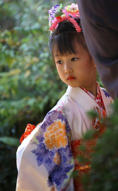 Shinto ceremony, Japan.
