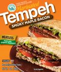 food product, mapl bacon, marin tempeh, meat, bacon tempeh, island food, vegan product, turtl island, smoki mapl