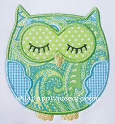 applique design for machine embroidery