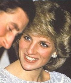 Diana and Charles in happier times
