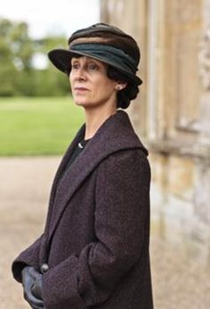 Daphne Bryant was the mother of Major Charles Bryant. She and her husband stop for luncheon at Downton Abbey en route to Maryport where Mrs. Hughes attempts to get Mrs. Bryant alone to tell her about Ethel and her son, Charlie. When Ethel bursts in claiming Major Bryant is the father of her son, Charlie, Mrs Bryant is more receptive of her. Mrs. Bryant writes to Mrs. Hughes to arrange a meeting. The Bryants have accepted that Charlie is their grandson and asks to be introduced to her grandson.