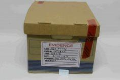 Agency D3 - Evidence Box