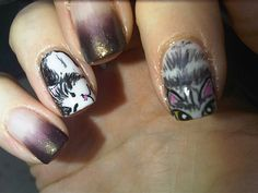 cat-nails meow