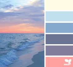 Heavenly Hues via @d