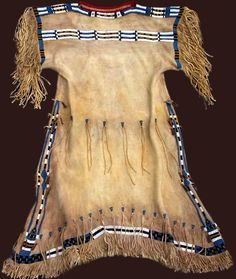 Native American Women Clothing | DRESSES of the Native American Indian #GeorgeTupak