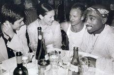 Ingrid, M, Sting & Tupac