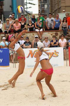 <3 beach volleyball