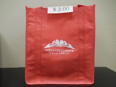 Maybe you need more room for your genealogy research...purchase MCPL's largest bag for $2 at our Information Desk! #genealogy #mymgc #mymgcsales