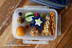 Some of the coolest lunches!
