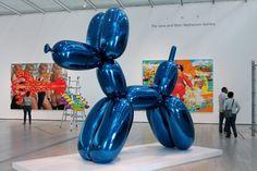 LACMA - I love this balloon doggy