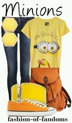 #minions #clothes