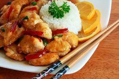 Chinese Orange Chicken | Tasty Kitchen Blog