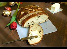 Czech bread for Easter.
