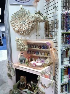 #Nostalgia #Vintage #Trends #CHA2013 Sulyn booth