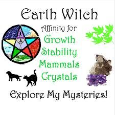 Elements Earth:  Earth Witch