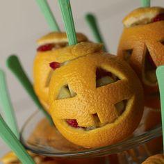 Healthy Halloween Snacks!!