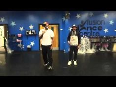 Dancing with Don J of Swagstar Nation at JarrodOnline.com
