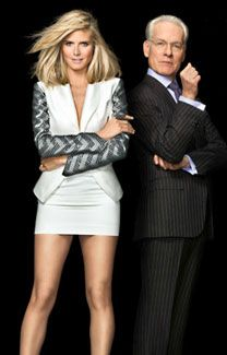 Project Runway--one of my favorite shows!