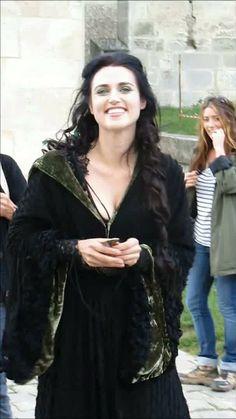 Katie McGrath as Morgana #Merlin #MerlinMonday