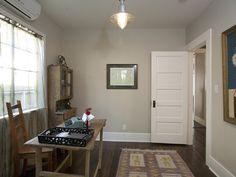 house tours, paint color, interior doors