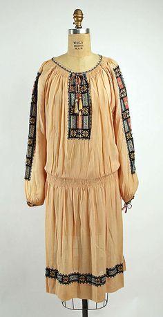 Dress  1920s  The Metropolitan Museum of Art