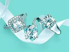 Tiffany's - and yes, I'd love all three.