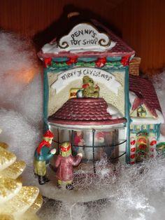 christma villag, magic christma, christmas villages, christma time