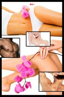 Nair hair removal Clay Roll-On Wax for silky legs $24.99