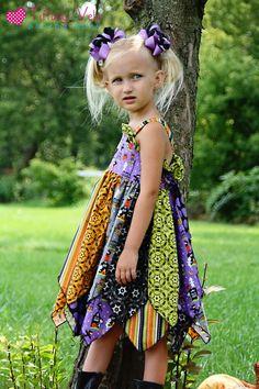 Fairy's double layer princess dress PDF by CreateKidsCouture