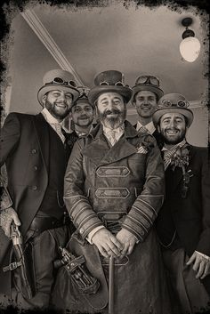 extraordinary gentlemen
