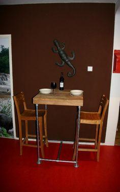 Small table #KeeKlamp