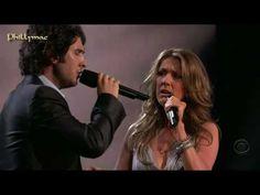 "Celine Dion & Josh Groban ~ ""The Prayer"""