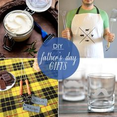 10 Homemade Fathers Day Gifts from Babble.com