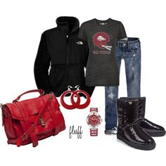 Outfit -- Arkansas Razorbacks