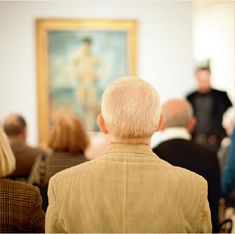 The MoMA Alzheimer's Project is the nationwide expansion of MoMA's art and dementia programs, including Meet Me at MoMA, the Museum's outreach program for individuals living with Alzheimer's disease and their caregivers.