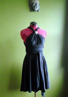 Infinity wrap dress!