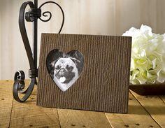 How to decorate a frame using a woodgrain stencil mod podg, woodgrain heart, crafti, frames, woodgrain stencil, a frame, craft idea, heart frame, podg rock