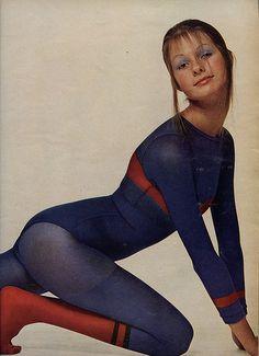 Bodysuit Vogue 1971