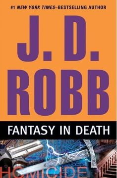 All the JD Robb books are REALLY good.
